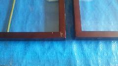 額縁塗装補修(引き取り施工)