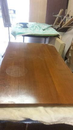 東京都杉並区 テーブル再塗装