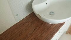 平成28年4月 東京都杉並区洗面ボウル再生塗装