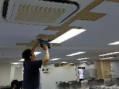 東京都千代田区 オフィスリフォーム施工