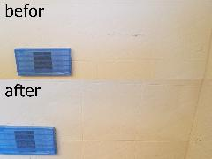 Dr.直し屋 神奈川東店 浴室壁面補修施工