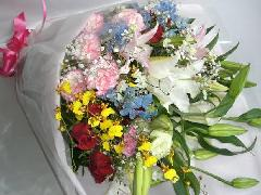 おまかせ花束