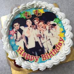 生6号 ファンにはうれしいケーキですね