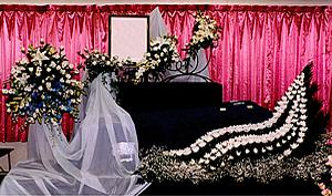 家族葬10名 80万5千円