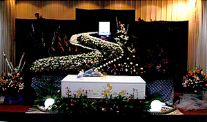 一般葬30名 155万2千5百円