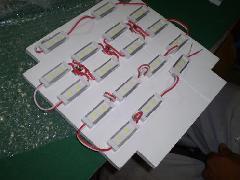 名古屋の聖地で!LED文字 LED内蔵 LED看板