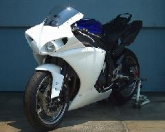 '09〜'14 YZF−R1 耐久フルカウル<ENDURANCE RACE UPPER AND LOWER FAIRING>