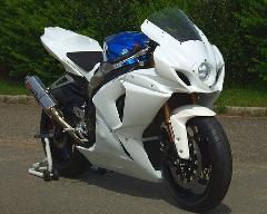 '09〜'16 GSX−R1000 耐久フルカウル<ENDURANCE RACE UPPER AND LOWER FAIRING>