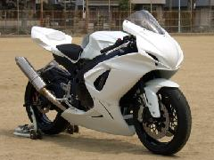 '11〜 GSX−R600/750 フルカウル<UPPER AND LOWER FAIRING>