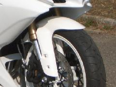 '06〜'10 GSX−R600/750 フロントフェンダー<FRONT FENDER>