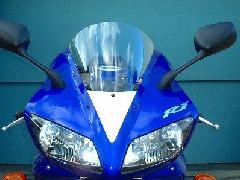 '02〜'03 YZF−R1 GPスクリーン(クリアー)