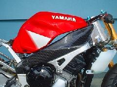 '98〜'01 YZF−R1 フレームカバー<FRAME COVER>