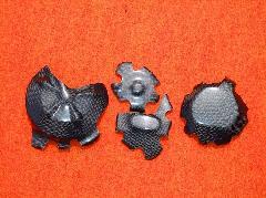 '08〜'10 ZX−10R エンジン2次カバー (ボンド貼りタイプ)<ENGINE SECOND COVER>