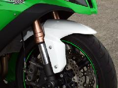 '09〜 ZX−6R フロントフェンダー<FRONT FENDER>