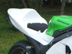 '05〜'06 ZX−6R(R) シートカウル<SEAT FAIRING>