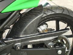 '08〜'12 Ninja 250R リアフェンダー