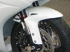 '06〜'07 CBR1000RR フロントフェンダー<FRONT FENDER>
