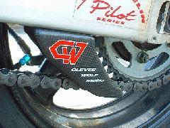'99〜'00 YZF−R6 リアスプロケットガード<REAR SPROCKET GUARD>
