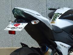 '13〜'16  Z 800 フェンダーレスキット<FENDERLESS KIT>