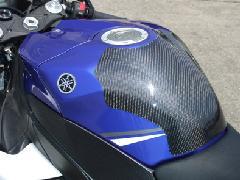 '09〜'14 YZF−R1 タンクプロテクター<TANK PROTECTOR>