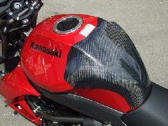 '11〜'13 Ninja 400R/'11 Ninja 650R/'11〜 ER−4N タンクプロテクター<TANK PROTECTOR>