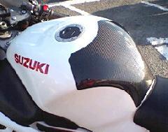 〜'07 GSX1300R ハヤブサ タンクプロテクター<TANK PROTECTOR>