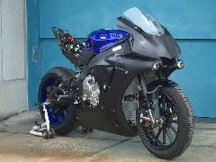 '15〜 YZF−R1 耐久フルカウル<ENDURANCE RACE UPPER AND LOWER FAIRING>