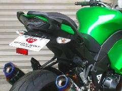 '17〜 Ninja 1000 フェンダーレスキット<FENDERLESS KIT>