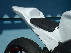 '17〜 CBR1000RR シートカウル(HRCキットシートレール用)<SEAT FAIRING>