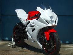 '17〜  GSX-R1000 耐久フルカウル<ENDURANCE RACE UPPER AND LOWER FAIRING>