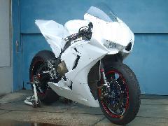 '17〜 CBR1000RR 耐久フルカウル<ENDURANCE RACE UPPER AND LOWER FAIRING>