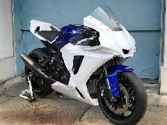 '20〜 YZF-R1 フルカウル<UPPER AND LOWER FAIRING>