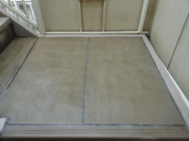 千葉県柏市 アパート共有部分 階段洗浄