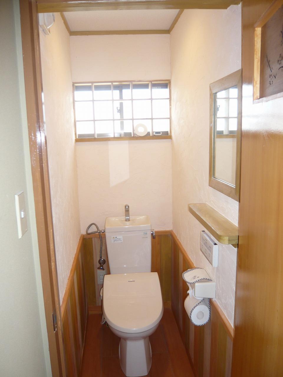 トイレリフォーム 旧和式トイレから洋式に(出来るだけ安く)