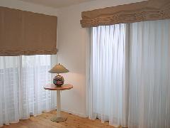 横須賀市 新築戸建 カーテン&プレーンシェードのマッチング