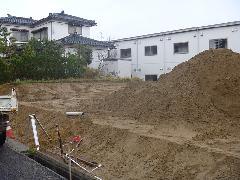 新潟県 西区 U様邸 駐車場
