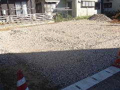 新潟県 中央区 F様邸 駐車場
