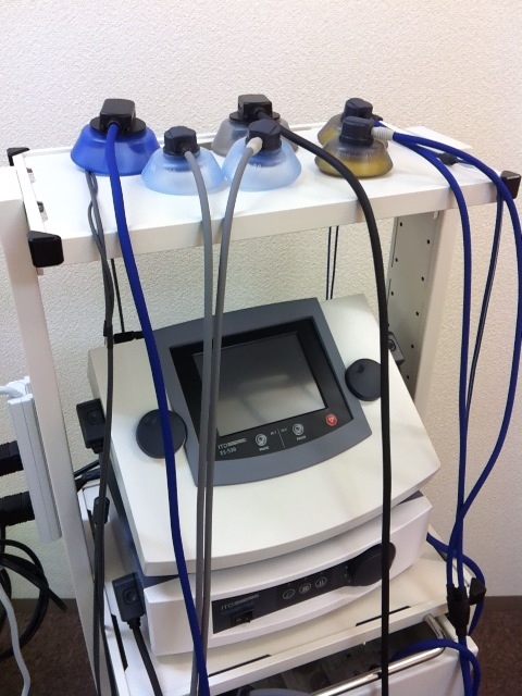 電気治療法器