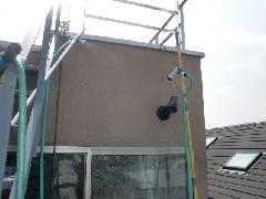 東京都世田谷の戸建て住宅で実施!雨漏り散水調査事例