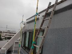 東京都小平市のマンションで実施!雨漏り散水調査と補修工事事例