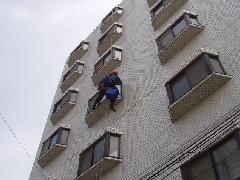 東京都中野区のマンションで実施!雨漏り補修工事事例