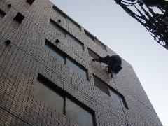東京都新宿区のビルで実施!雨漏り補修工事事例