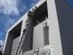 町田市の戸建て住宅で実施!面格子清掃作業事例