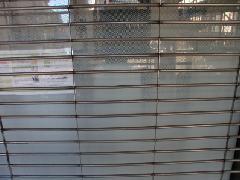 調布市にある店舗で実施!リングシャッター清掃作業事例