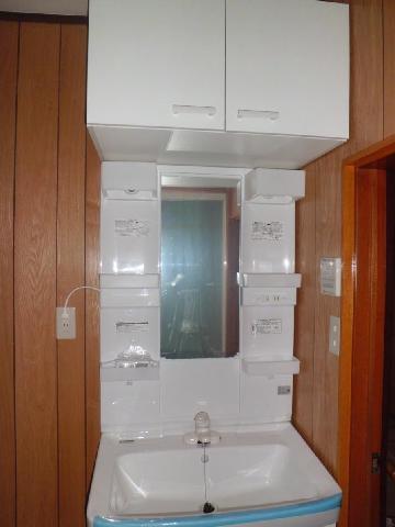 三鷹市の戸建・洗面台リフォーム工事