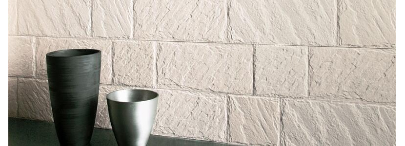 壁を飾り立てるデザイン性