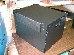 基板用通い箱(内装仕切付)