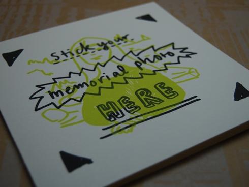 Number 62 二折りギフトカード MonaLisa
