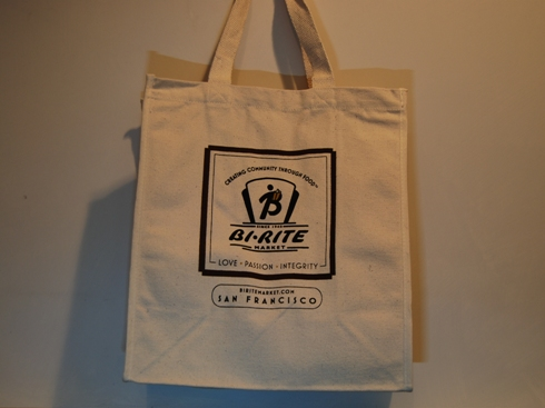 Bi-Rite Market Shoppers Tote Bag