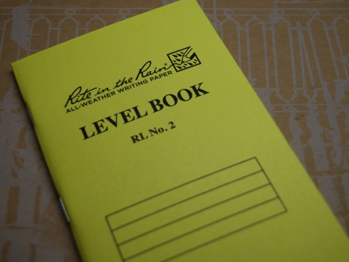 RITE IN THE RAIN / LEVEL BOOK RL No.2